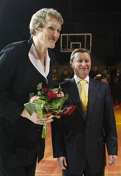 Ульяна Семенова и Сергей Иванов