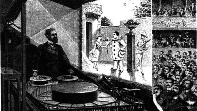 Photo of Oптический театр Эмиля Рейно (1892) и Международный день анимации