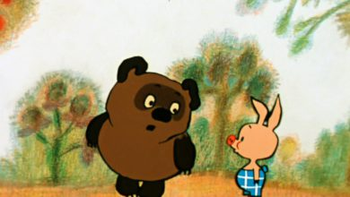 Photo of Винни-Пух. Любимые герои из мультфильмов и детских книг.