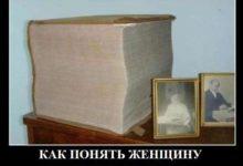 Photo of Краткий женский и мужской словарь