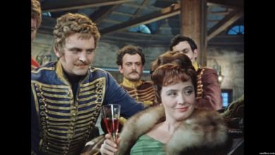Photo of Гусарская баллада (1962) —  что скрывалось за кадром